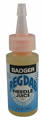 BADGER REGDAB NEEDLE JUICE  1oz / 30cc