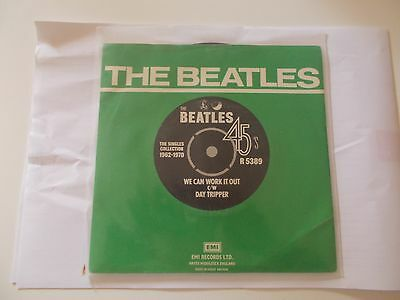 The Beatles 45 Giri : We Can Work It Out - Day Tripper