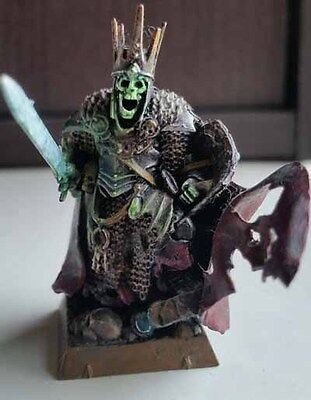 Warhammer Vampire Counts Wight Lord well Painted