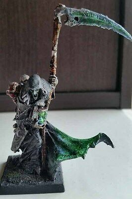 Warhammer Vampire Counts Kings of War Necromancer well Painted