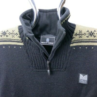 Dale of Norway Gr. M Damen Pullover Lifjell Wolle Weather Proof
