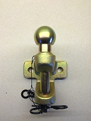 3500 kgs 50mm TOWING TRAILER HITCH TOW BALL AND PIN  (PIN AND JAW)