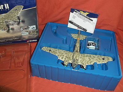 Corgi Aviation Archive Aa33702 Heinkel He111 H-6 Immola Finland 1:72 Ltd Ed