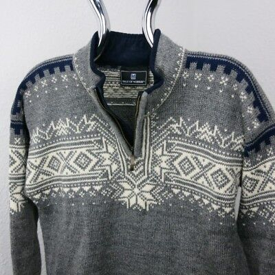 Dale of Norway Gr. XS Damen Pullover 125th Anniversary 100% Wolle