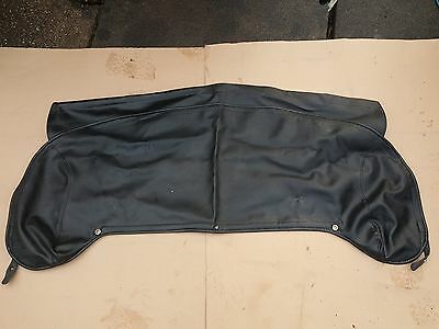 MGF MGTF ROOF SOFT TOP COVER / TONNEAU in black - MGF PARTS