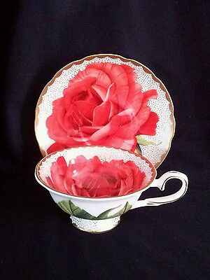 Vintage Lincolin Shape china Duo