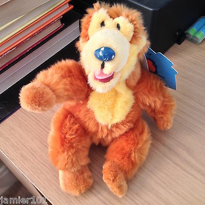 "Bear in the Big Blue House 8"" Soft Toy"