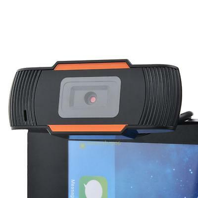 USB 12.0MP HD Camera Web Cam Built-in Microphone Clip-on for Skype Computer PC