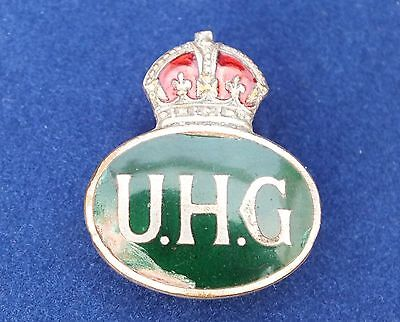 Ulster Home Guard  Badge. WW11. (Rare Item)