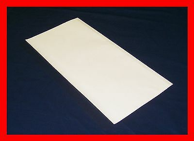 "5 - 12"" x 24"" Brodart Just-a-Fold III Archival Book Jacket Covers - super clear"