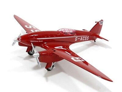 Oxford Diecast 72Com002 1/72 Dh 88 Comet G-Acss Grosvenor House