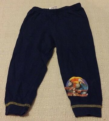 Baby Boys Blue Thomas Tank Pyjama Bottoms 12-18 Months