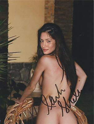 Sarah Shahi (Nude) Person of Interest EXTREMELY RARE NICE BUTT SIGNED RP 8x10!!