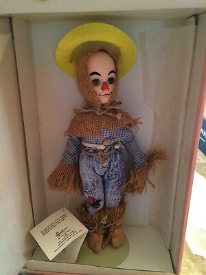 Effanbee's Storybook Collection Wizard Of Oz Straw Man / Scarecrow 1987