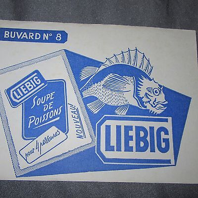 284D Ancien Buvard Liebig Potages
