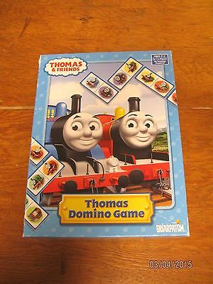 Thomas the Train Domino Game, Briarpatch, 1-4 players, Ages 3 - 6