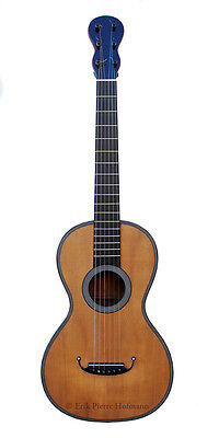 French 19th century guitar by Mauchant Frères (c.1835), in excellent condition