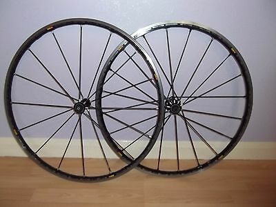 Mavic r-sys road bike wheels 700c shimano 11 speed