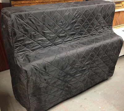 Padded Vinyl Upright Piano Covers - Available in 3 Differnent Sizes