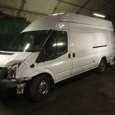 Ford Transit 2.4 Tdci 2011 Jumbo 50.000 Miles Breaking For Spares