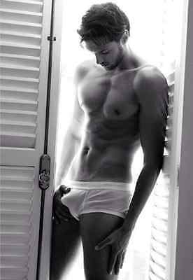 Unofficial JAMIE DORNAN 18 *Glossy A4 print Poster - Fifty Shades Christian Grey