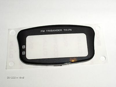 Th F6 Front Glass Thf6 Recambio B10-2723-13 Kenwood Th-F6