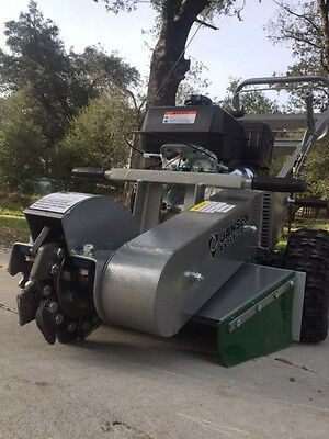 Stump Grinder,jansen, New,+ Extra Set Of Cutters, 14Hp Kohler Command Pro