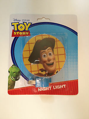 Disney Pixar Toy Story Woody Night Light - Brand New & Sealed!!