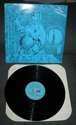 DREAM SYNDICATE - The Days Of Wine And Roses France only cover Closer Records