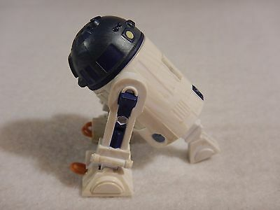 2008 LFL R2D2 Action Figure : Star Wars Compartments