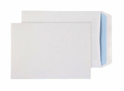 High Quality White C5 / A5  Plain Envelopes Peel & Seal 80gsm Home Office use