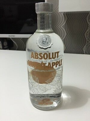Absolut Vodka Orient Apple 700ml ... full and sealed