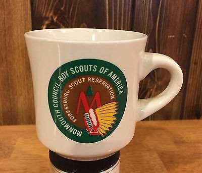 Boy Scout Monmouth Council Forestburg Scout Reservation Camp New York Coffee Mug