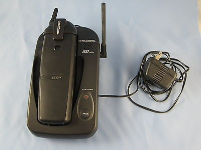 Bell Model 39230 Wireless Cordless Phone & Base - WORKS!
