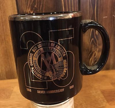 Boy Scout Forestburg Ny Scout Reservation Camp 25Th Anniversary Coffee Mug