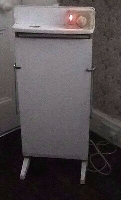 Vintage corby trouser press ,  White ,working