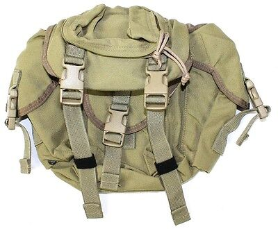 Eagle Allied Industries SFLCS Tan Buckle MJK Khaki GP Butt Fanny Pack MLCS LBT