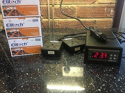 STC-1000 Temperature Controller For Marine Reef Tank & Home Brewing
