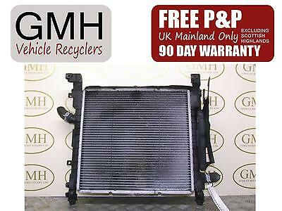 FORD KA 1.3 PETROL WATER COOLANT/COOLING RADIATOR WITH A/C 1S5H-8R054-BA 96-09τ