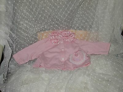 Zapf Creations Pink Jacket Gigi Will Fit Annabelle