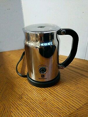 NESPRESSO AEROCCINO ELECTRIC MILK Warmer / Steamer FROTHER MODEL 3190