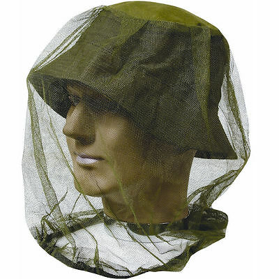 HEADNET INSECT PROTECTION Lightweight Portable Protective Mosquito bugs ONE SIZE
