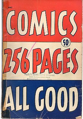 ALL GOOD (St John) 260 Page Compilation of St John Comics from 1969 G-VG