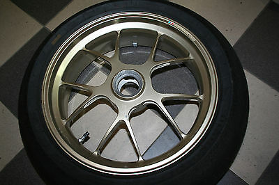 Roue Arriere DUCATI 1098 / 1198  Marchesini REAR forged wheel