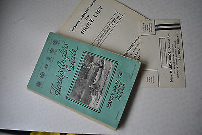 A Good Vintage Hardy Advertising Fishing Catalogue Anglers Guide For 1951