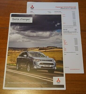 Mercedes C Class Small Format Leaflet