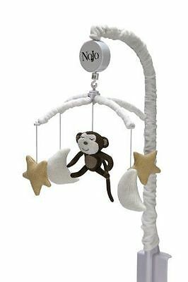 New Nojo Dreamy Nights Musical Baby Crib Mobile Free Shipping