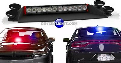 New Feniex Fusion LED 2X Dash Light