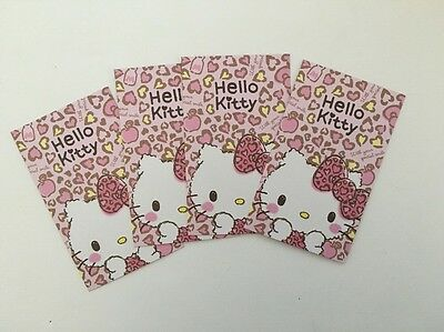 HELLO KITTY Small Japan / Chinese New Year Red Packet / Envelopes (8pk)