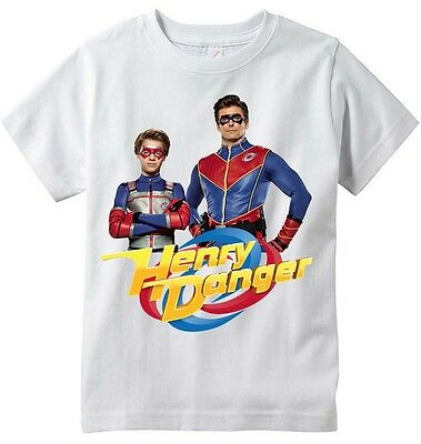 Henry Danger Custom T-shirt, Youth and Adult sizes Available! Captain Man